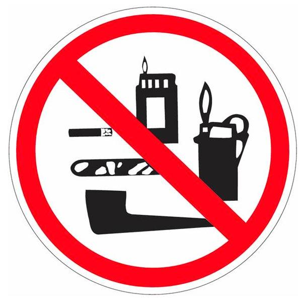 Panneau interdiction de fumer, prix dégressif  signa-print