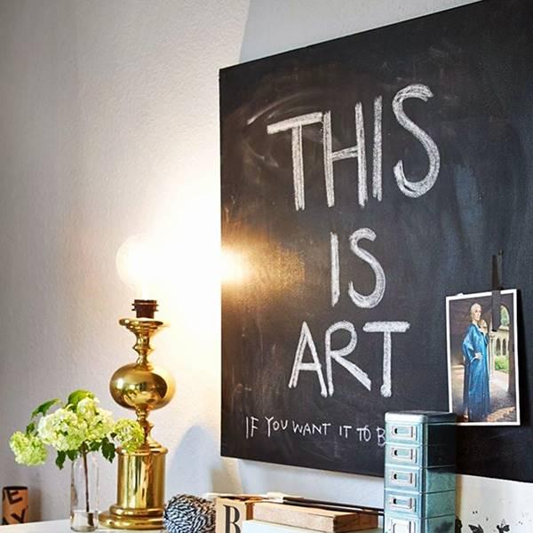 Tableau Ardoise Mural | signa-print